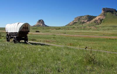 Due diligence: Proposed power line involves several agencies working to preserve sites along Oregon Trail, endangered beetle