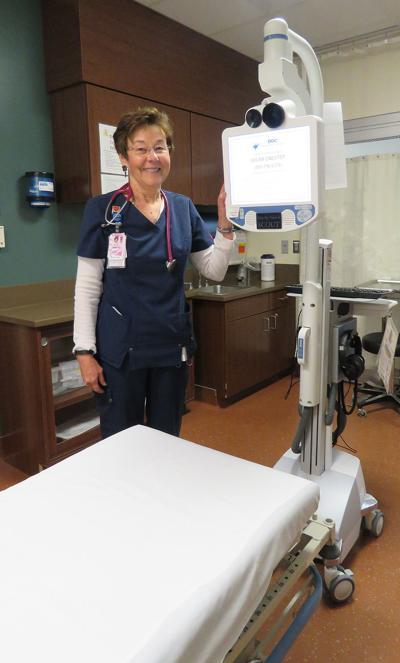 Hospital Emergency Room: Banner Health Community Hospital Investing In Goshen