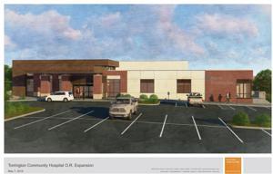 Torrington Community Hospital set to begin renovation project