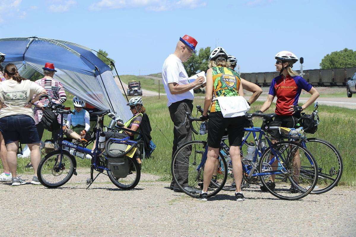 NUMB riders cycle for hunger