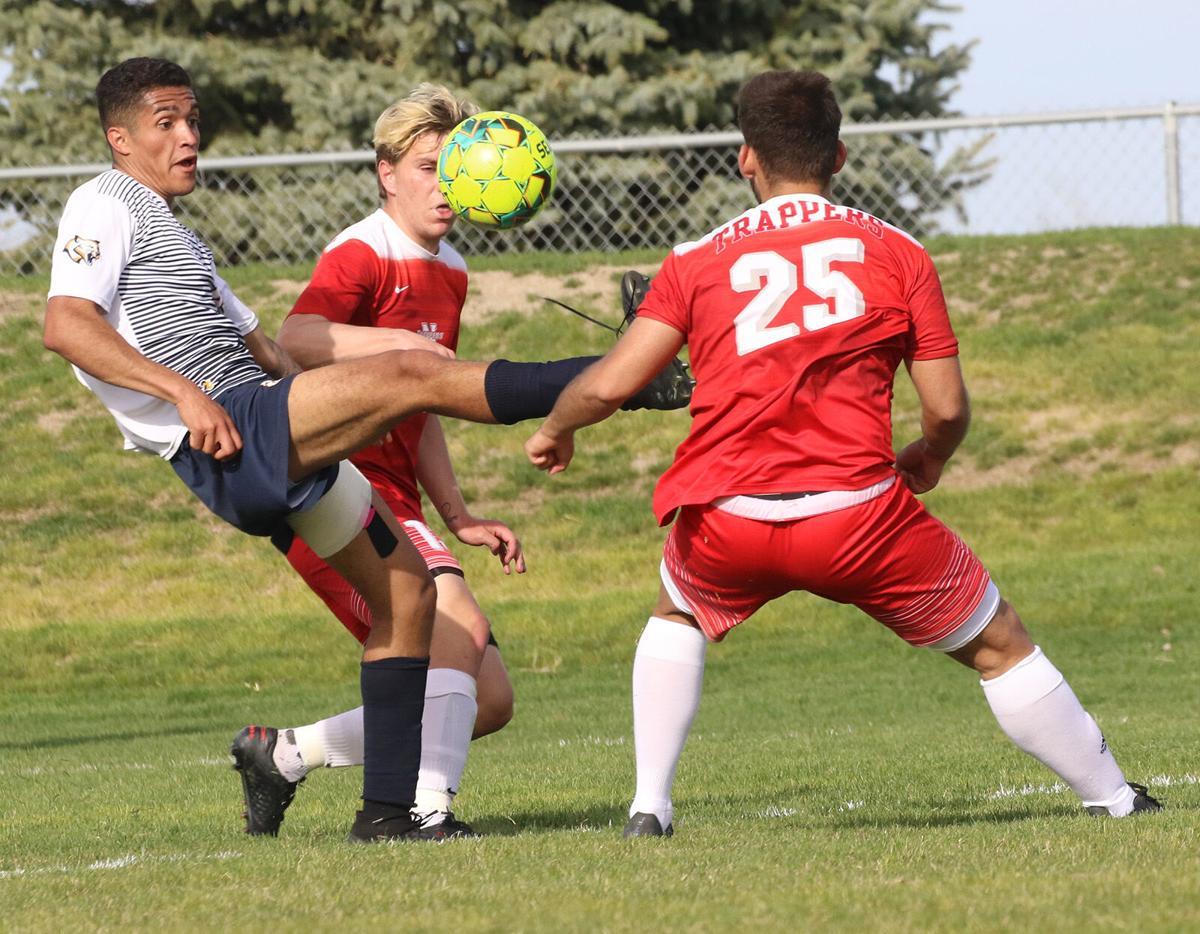 WNCC men fall to Northwest 3-2