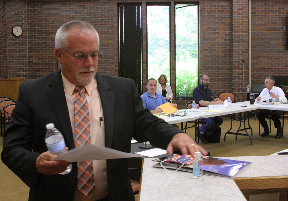 Head of Public Works vies for city administrator position