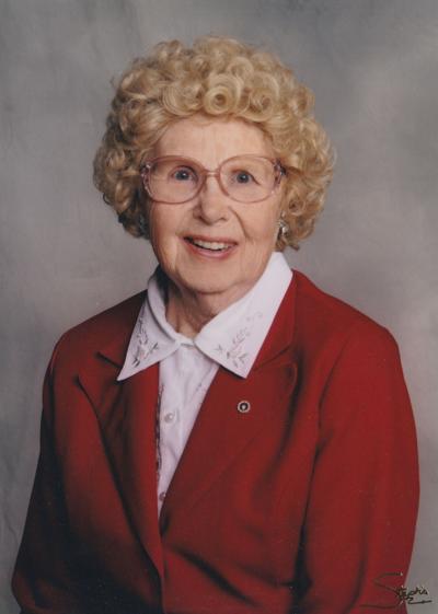 Dorothy Crawford, 92