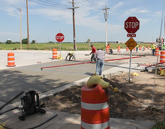 42nd Street construction to reach final phase