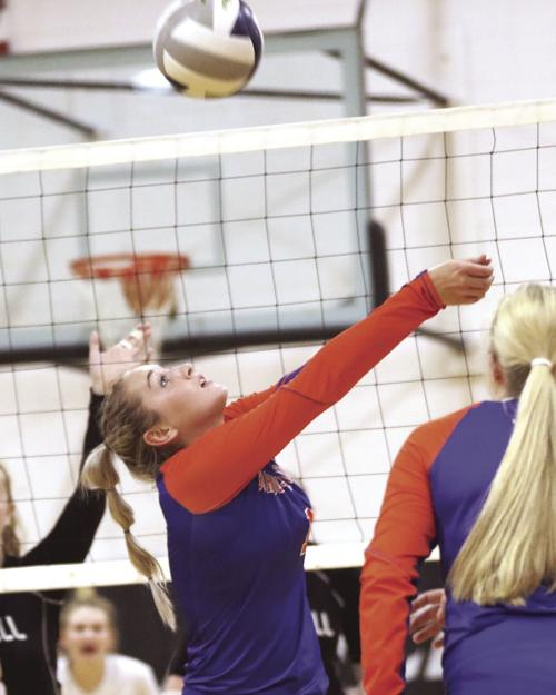 Gordon-Rushville's Brehmer signs with WNCC volleyball