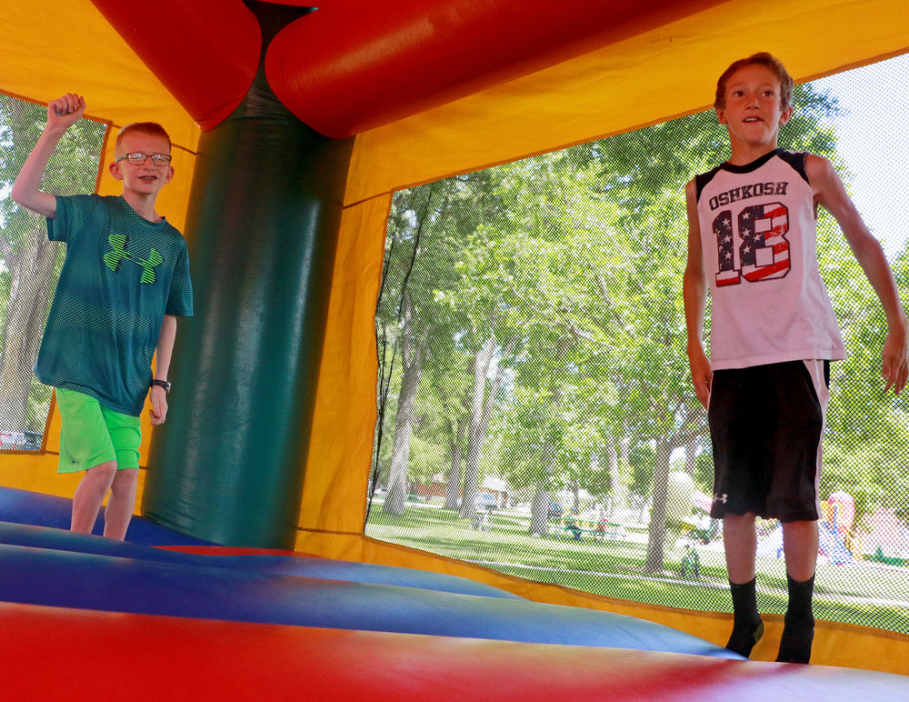 Gering Library hosts summer reading wrap-up event Saturday