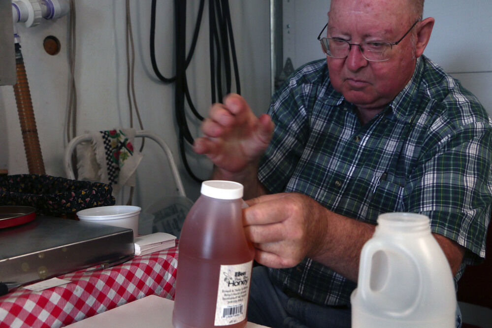 Honey harvesting hobby grew into big business for E-Bee's Ernest Griffiths