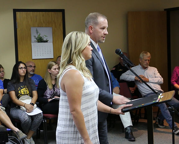 Scottsbluff City Council declines action on state pathway change request