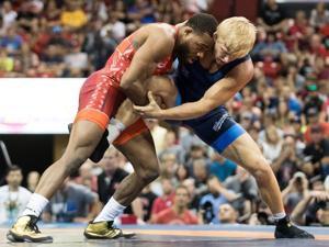 Former Huskers Jordan Burroughs, James Green will represent Team USA at world championships