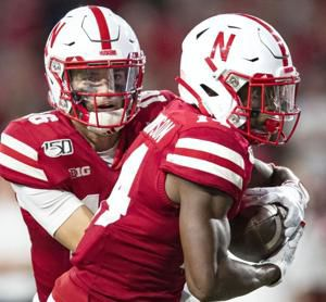 Who is the fastest player on the Husker football team? Rahmir Johnson says he's in the running