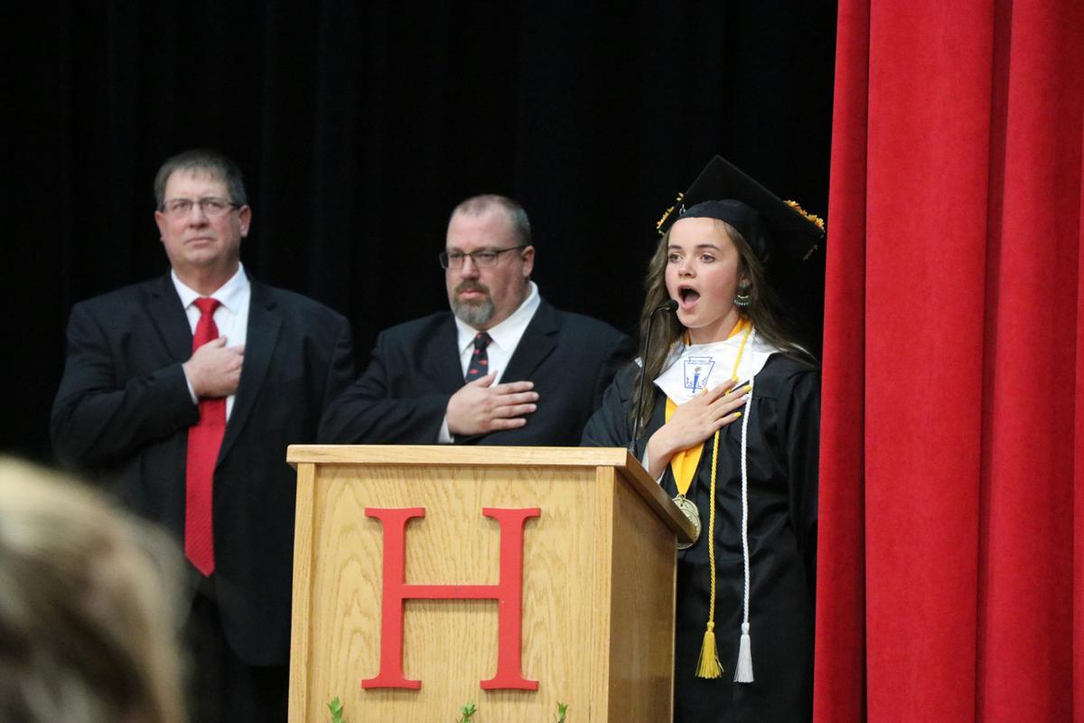 PHOTOS: Hemingford High School Class of 2019