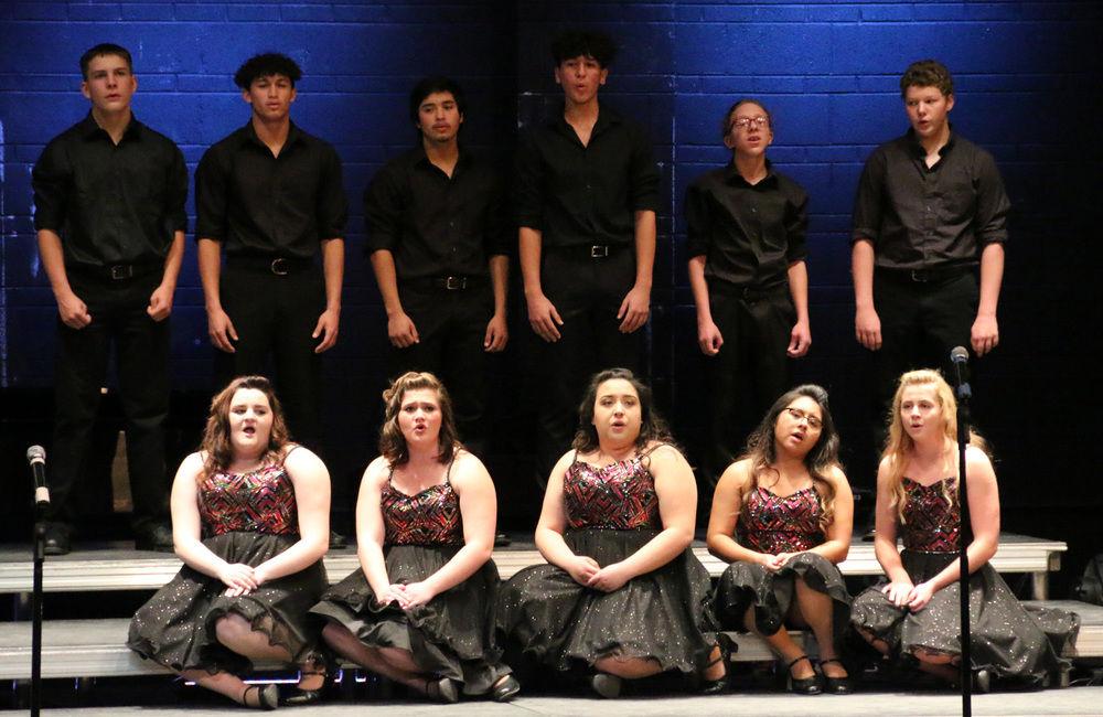Old West Choir Fest shows off local voices