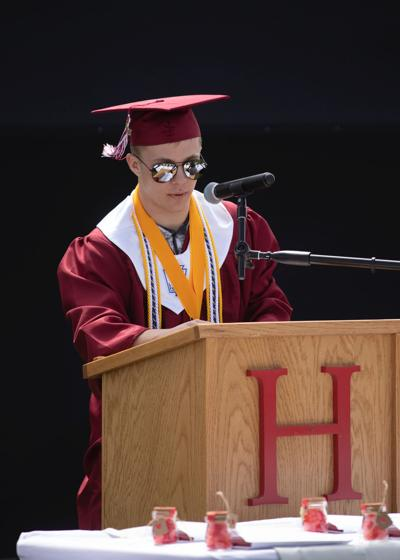 """""""We are those dreamers"""" - HHS Co-Salutatorian Speech"""