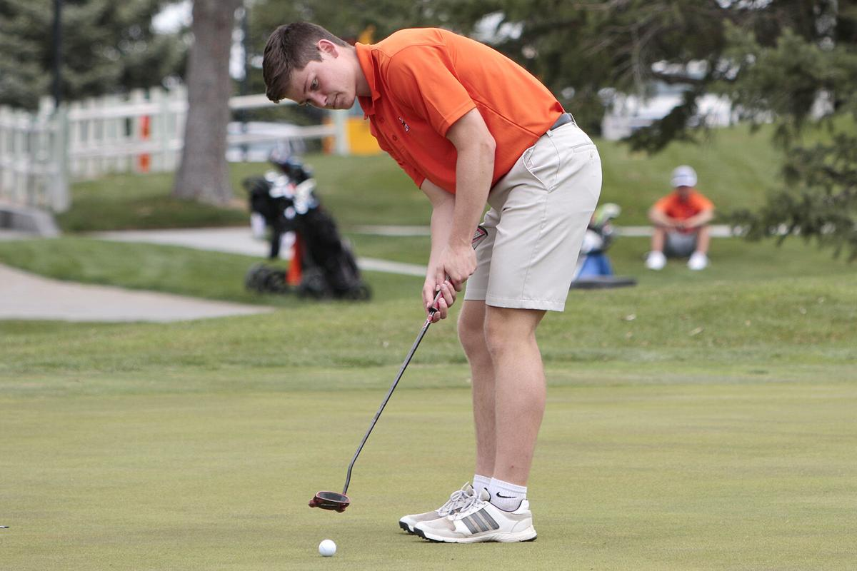 Alliance ends second at Scottsbluff Golf Invite