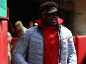 Just because Jahkeem Green arrived late doesn't mean he can't start for Huskers