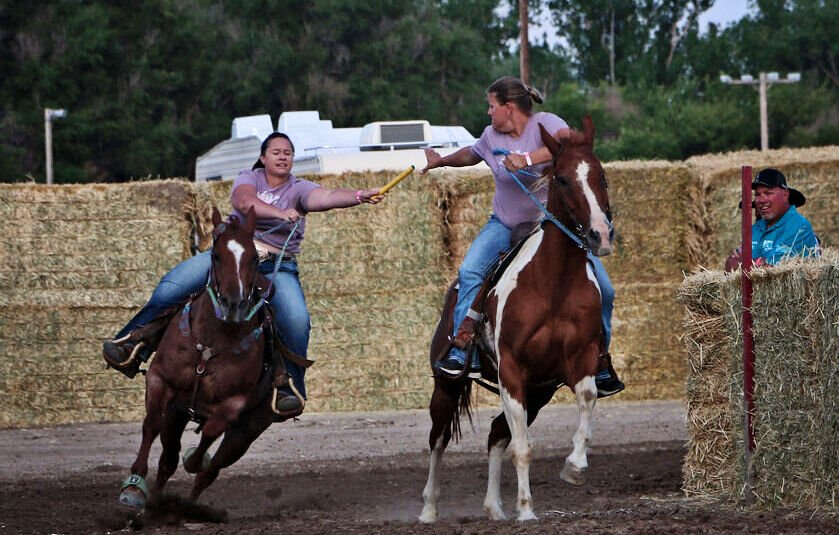 Two Bit Ranch wins championship title in 37th annual Rubber Check Race