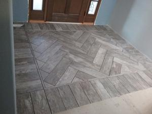 A & R Wood & Tile Installations | Entryway Tile