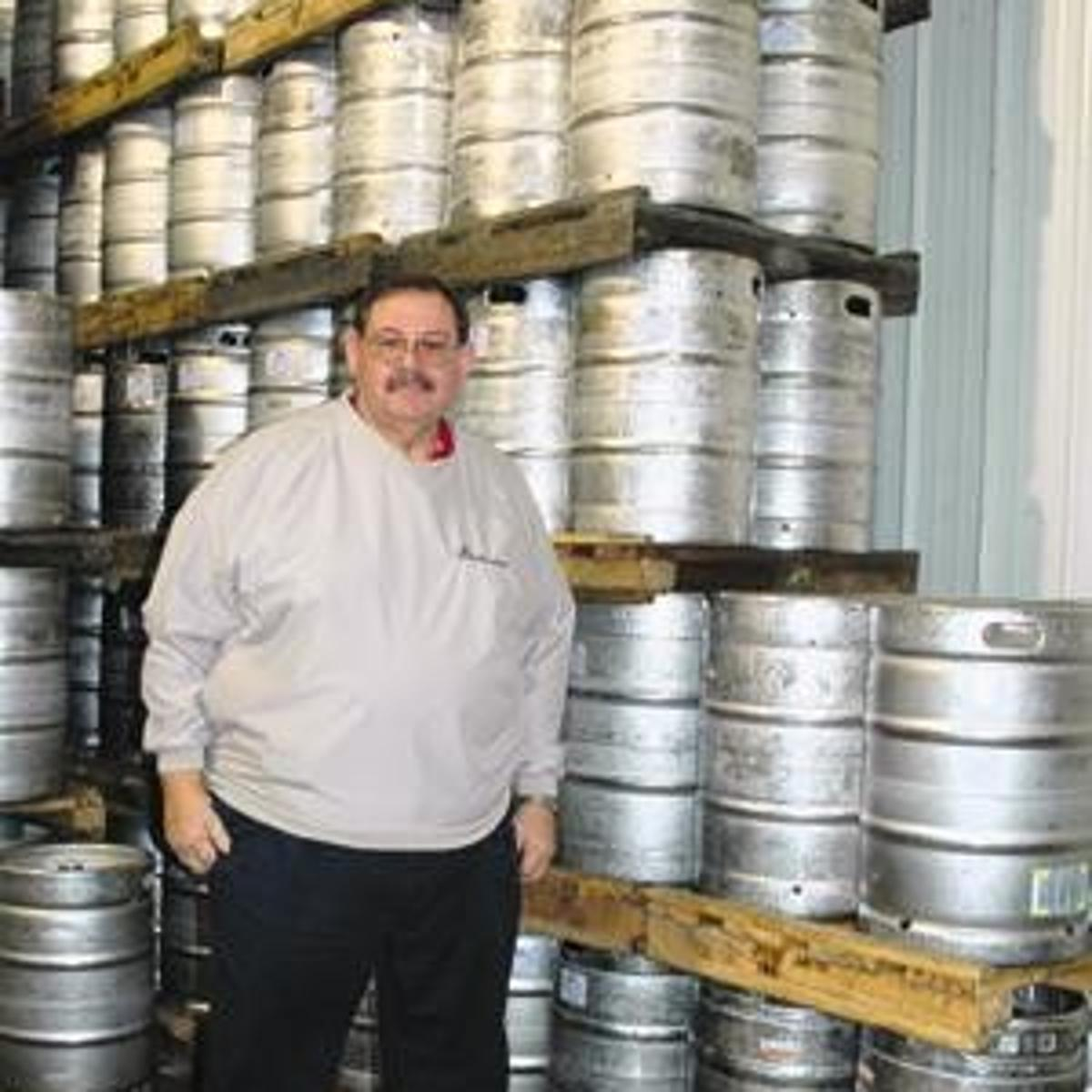 Jeff Six-Pack: Budweiser distributor Scheinost has a passion