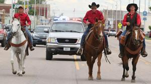 Annual Pony Express Re-ride carries mail through Panhandle