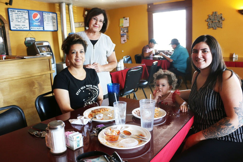 Traditional Mexican fare available at El Molcajete for more than 20 years