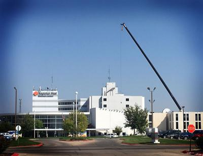 Work begins on Critical Care Unit at RWMC