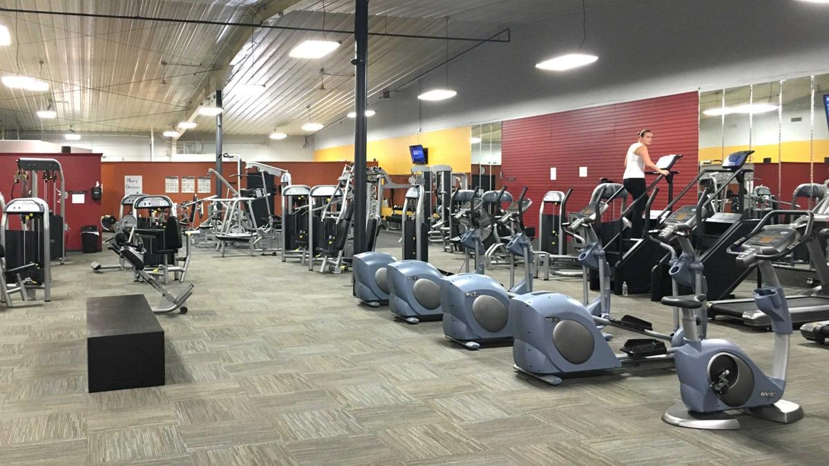 New fitness center in torrington offers workouts anytime