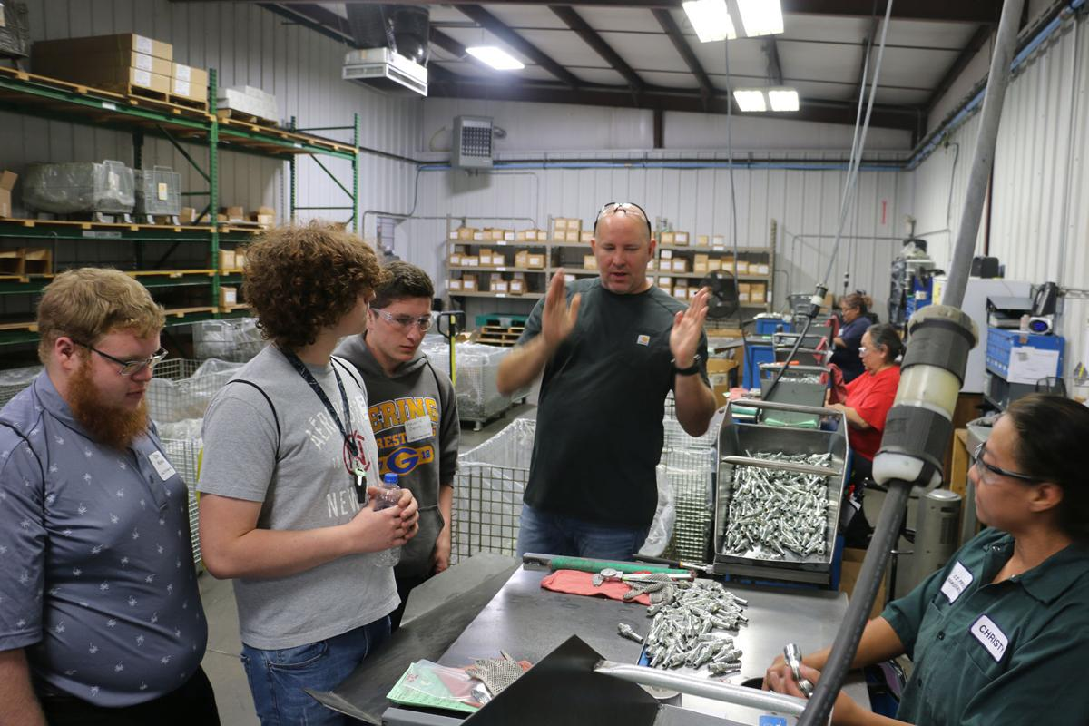PHOTOS: WNCC Manufacturing Day