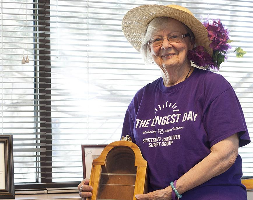 Local support group will observe The Longest Day to raise Alzheimer's Awareness