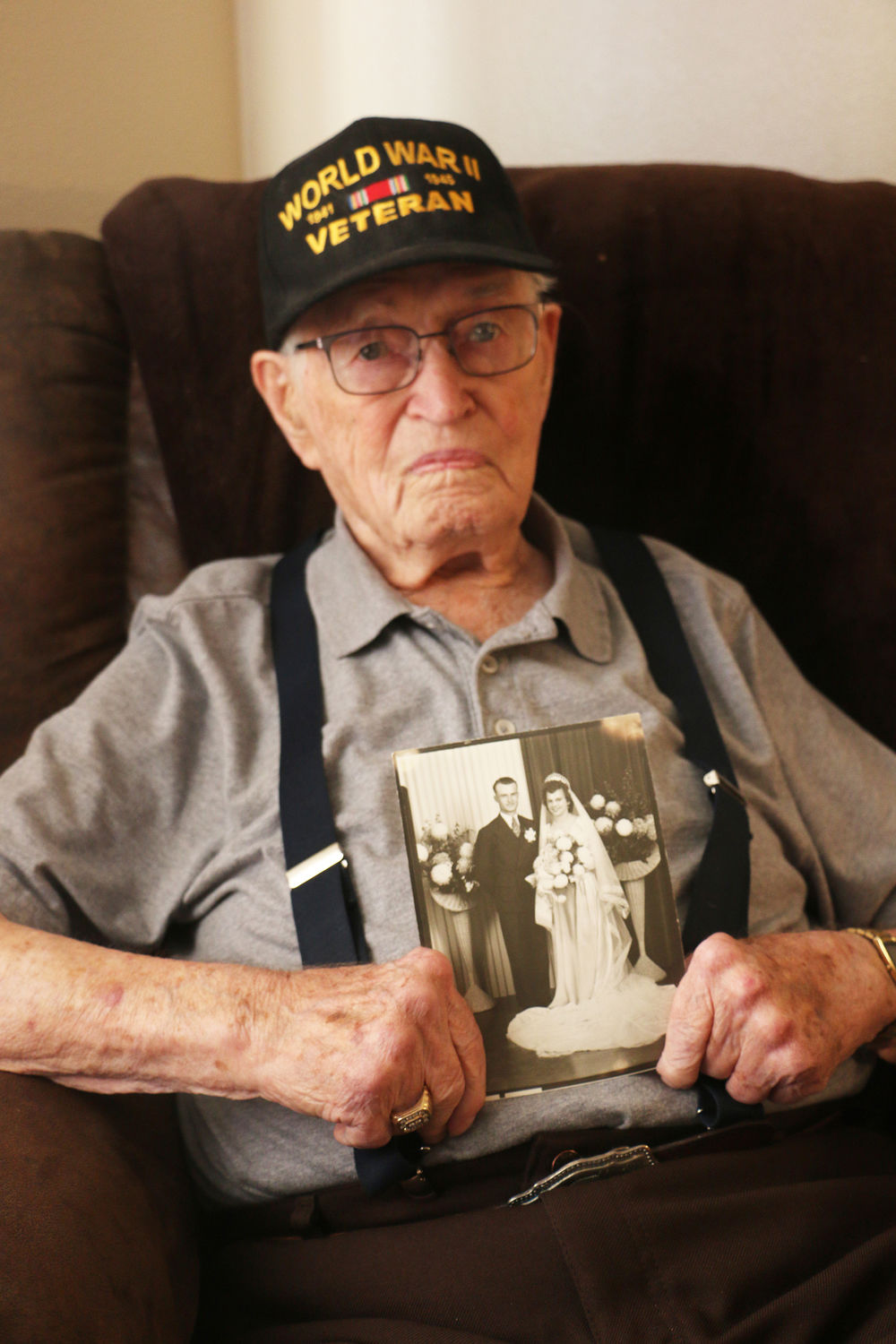 Honoring Our Heroes: Ed Hessler goes from farm kid to Air Force during World War II