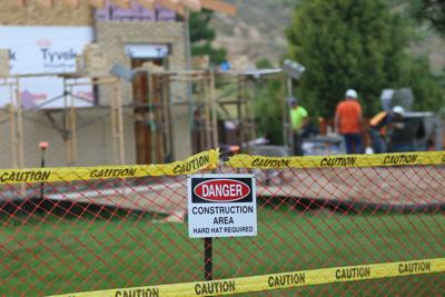 Construction moves forward, activities continue at Scotts Bluff National Monument