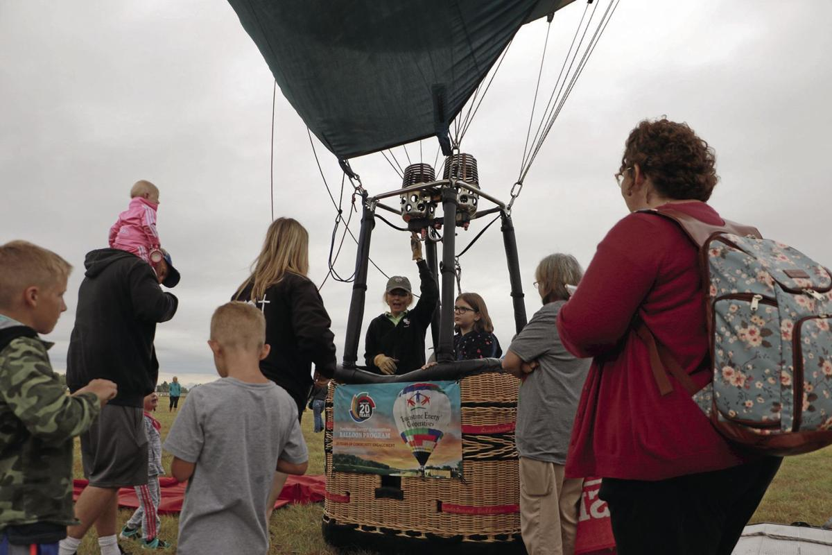 PHOTOS: Old West Balloon Fest and U.S. Nationals