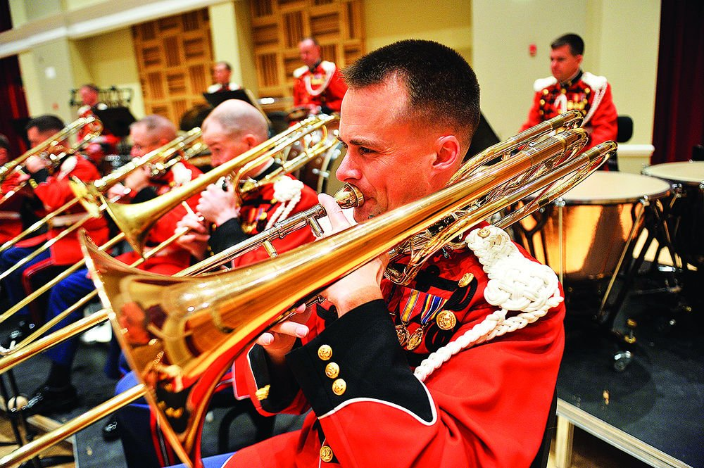 WNCC music instructor to conduct Marine Band