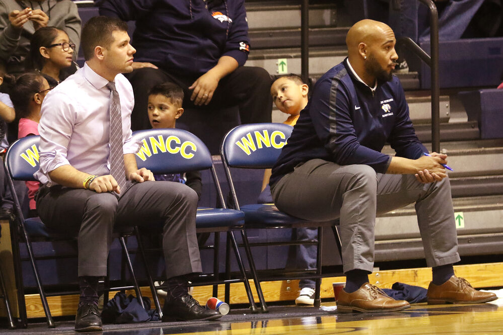WNCC's Engel excited to lead men's basketball team