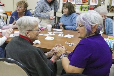 Manicures and Margaritas at the Hemingford Community Care Center