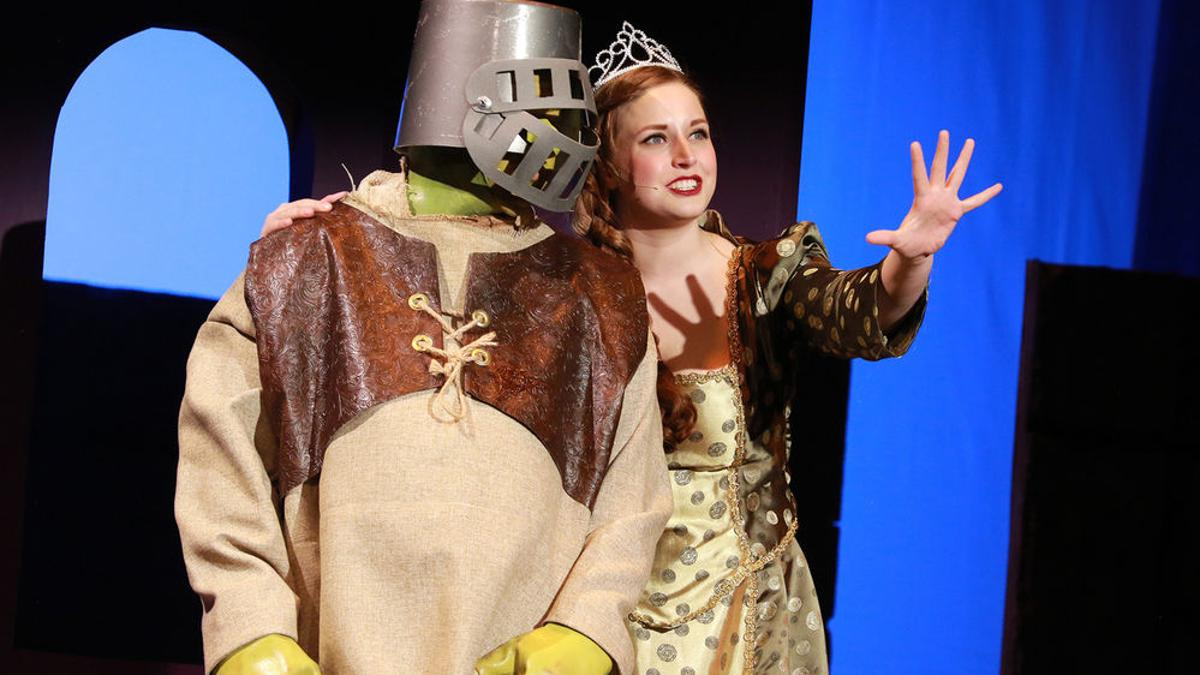Ogre Whelming Journey Shrek Journeys To Reclaim Swamp Finds Love Lifestyle Youth Starherald Com