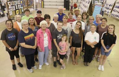 Scotts Bluff County Fair Home Arts Champions