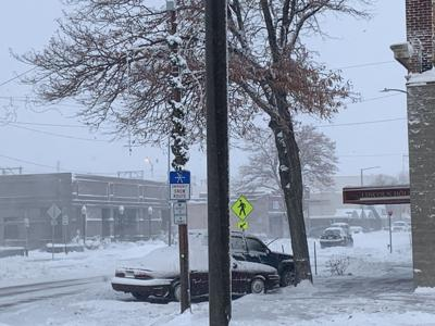 Blizzard conditions continue, no travel advised