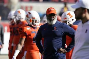 McKewon: Lovie Smith planned on 2020 being his best season at Illinois. That's still the goal
