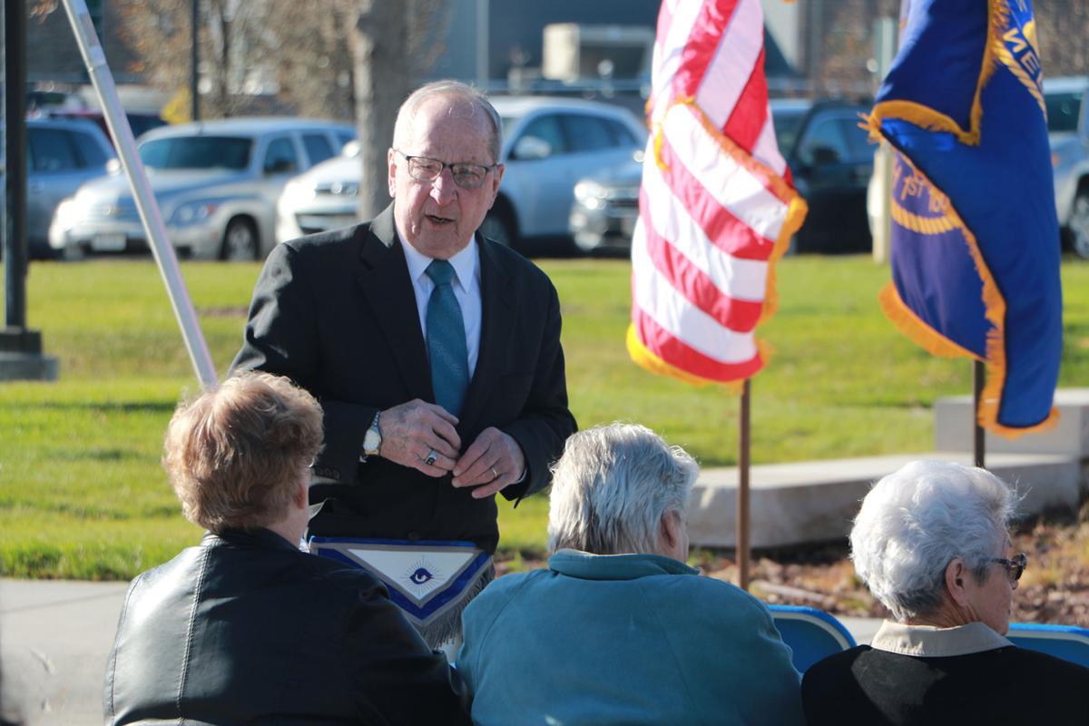 PHOTOS: WNCC Main Building cornerstone ceremony