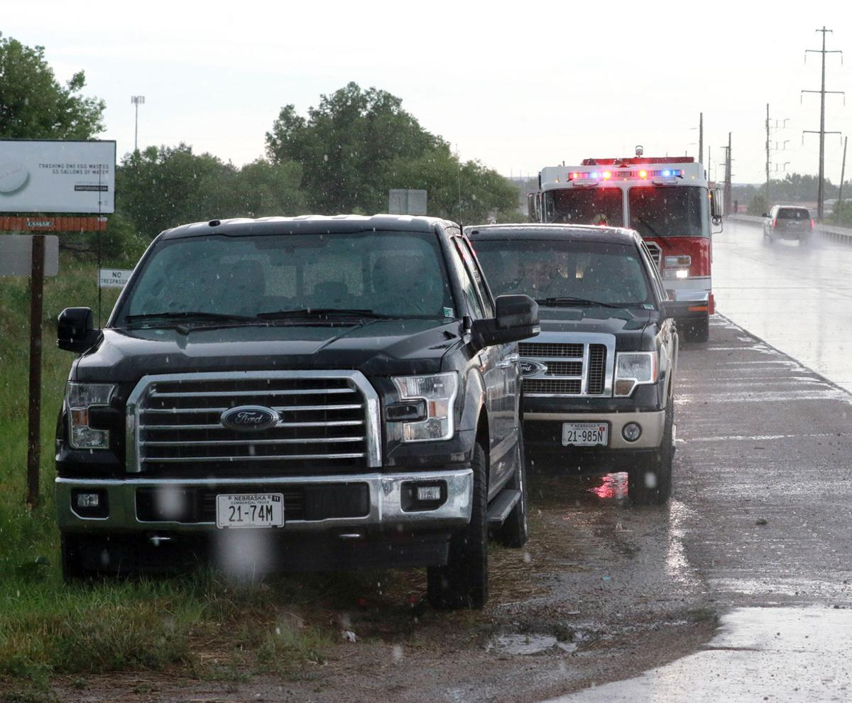 PHOTOS: Authorities searching for missing man in North Platte River