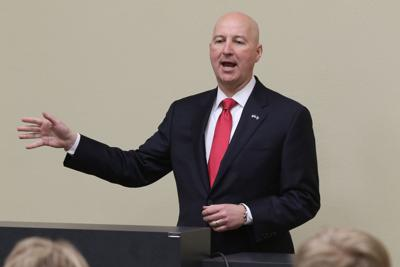 Governor Pete Ricketts outlines state of state