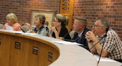 Council considers hikes in city services