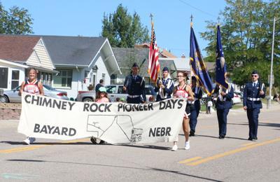 Bayard celebrates its heritage with Pioneer Days