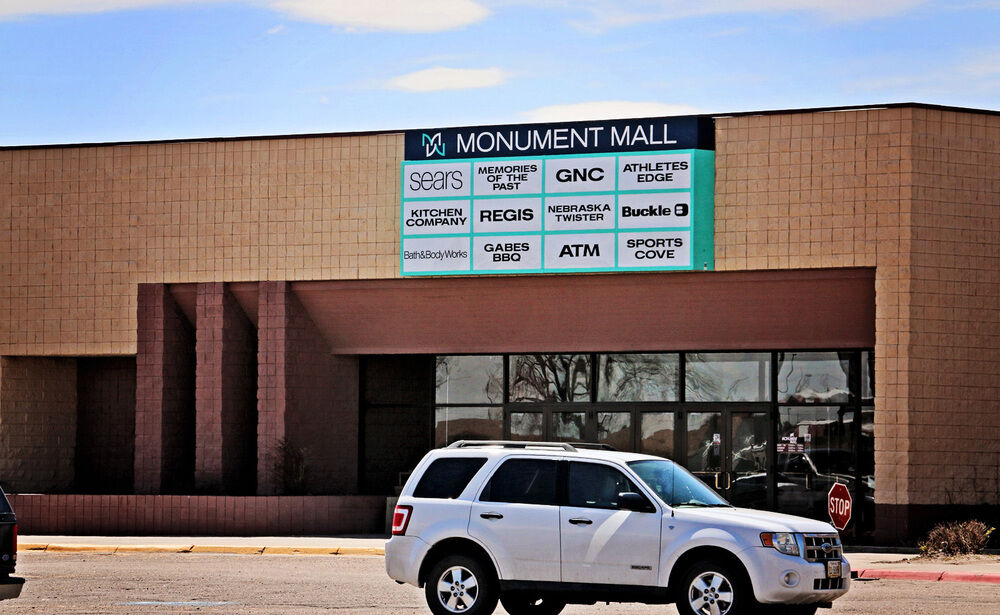 Monument Mall becomes Uptown Scottsbluff