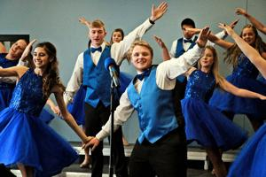 Schools compete in annual district music contest