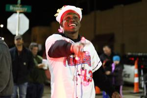 Scottsbluff's Christmas Parade lights up downtown with fun