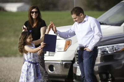 Community Christian School ends year with drive-in kindergarten graduation