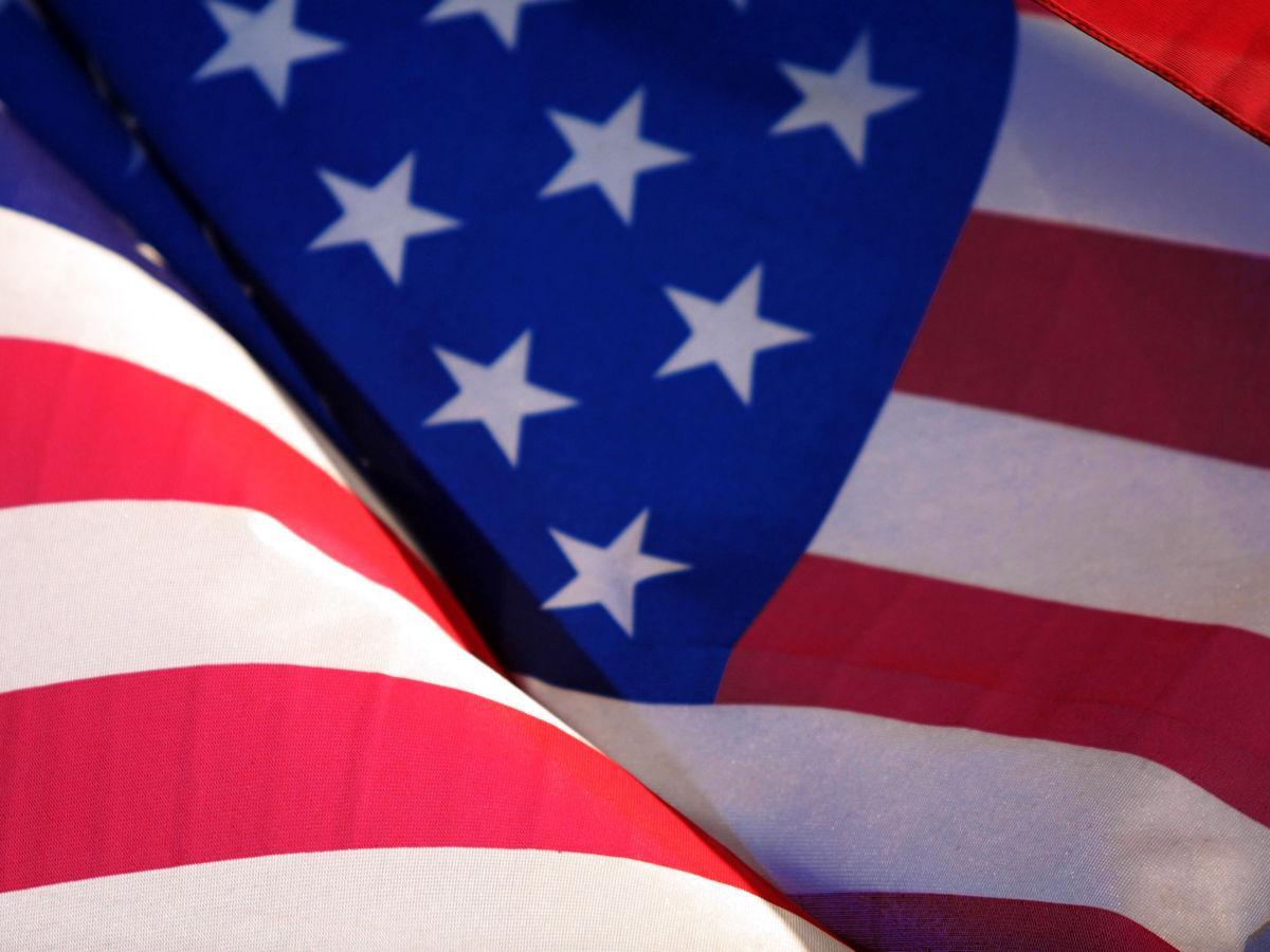 American flag - teaser