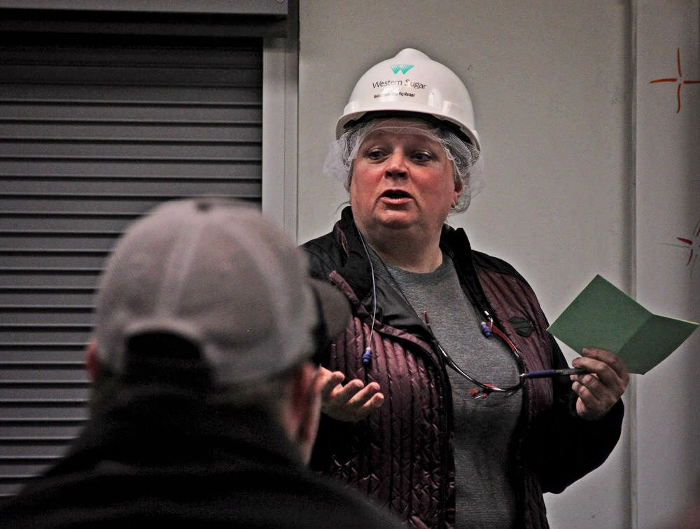 Annual tour of Scottsbluff sugar factory unveils the $124 million a year industry