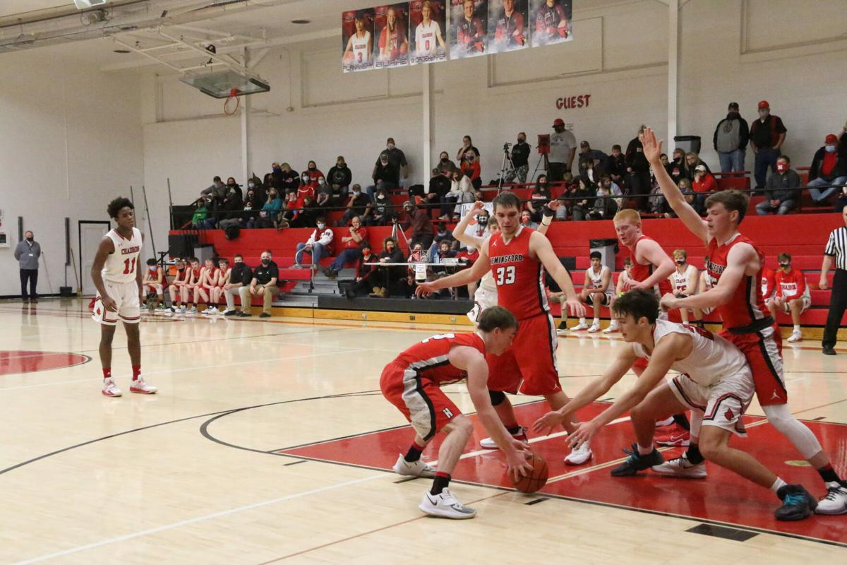Cardinals outscore Bobcats during Chadron Holiday Classic